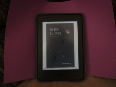 Uncaged Wallflower Extended Edition - Jennae Cecelia poetry review
