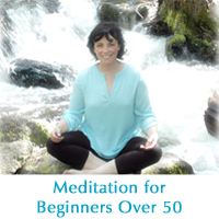 older adult meditation, improve concentration, relax
