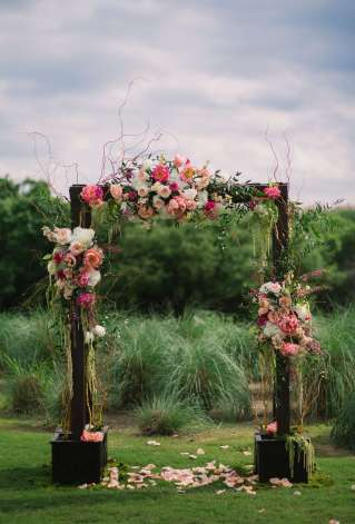 coral pink arbor
