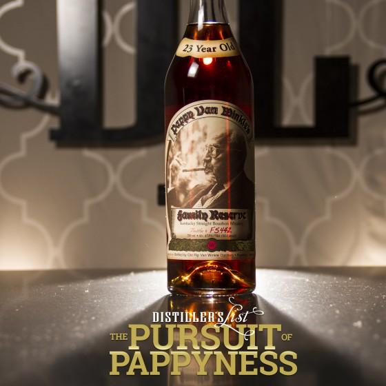 Win A Bottle Of Pappy Van Winkle 23 Year Old