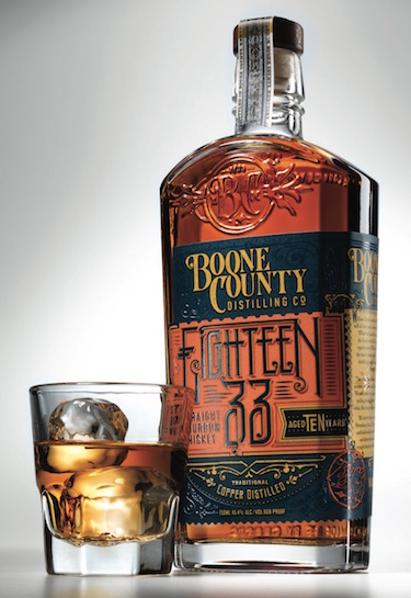 Boone County Distilling Joins Kentucky Bourbon Race
