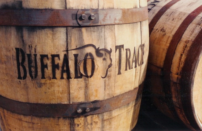 Buffalo Trace Distillery Marks Their 7 Millionth Barrel Of Bourbon