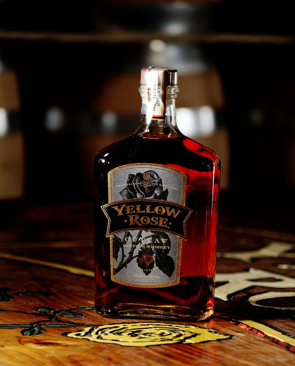 Tasted: Yellow Rose Outlaw Bourbon from Houston's First Distillery