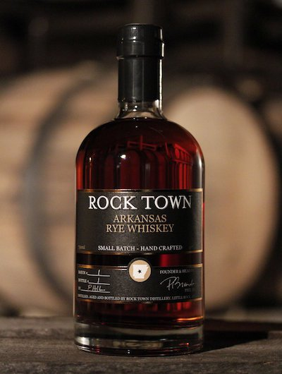 Rock Town Distillery Wins Gold And Silver At San Francisco's World Spirits Competition