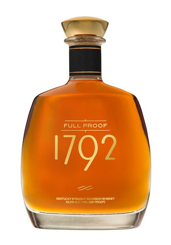 Tasted: 1792 Full Proof Bourbon
