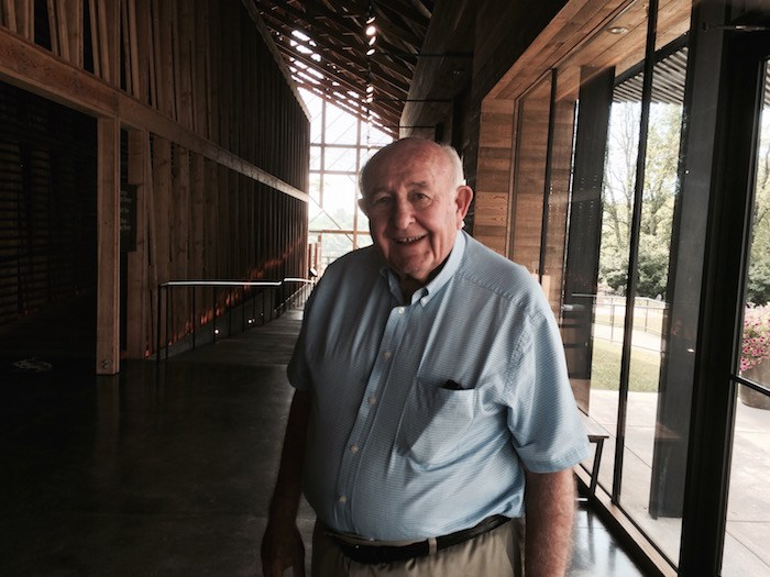 Wild Turkey's Jimmy Russell Honored By His Own As Living Legend