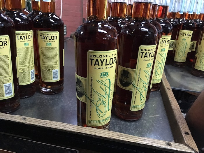 Tasted: Colonel E.H. Taylor Jr. Four Grain Bourbon
