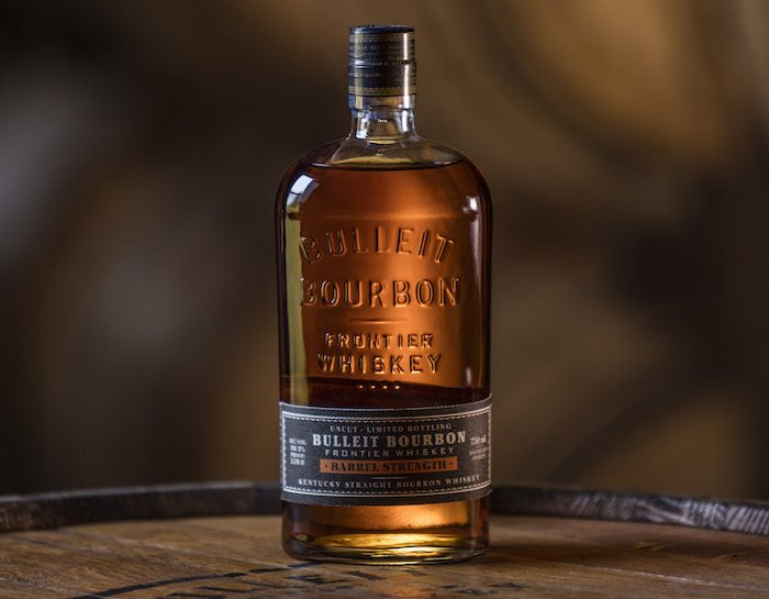 Tasted: Bulleit Barrel Strength Bourbon (2017)