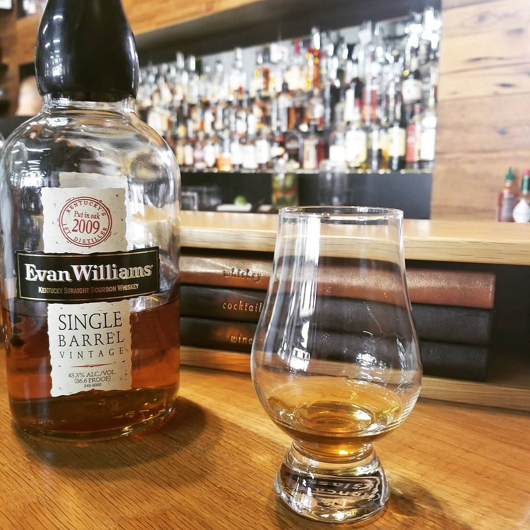 Tasted: Evan Williams Single Barrel