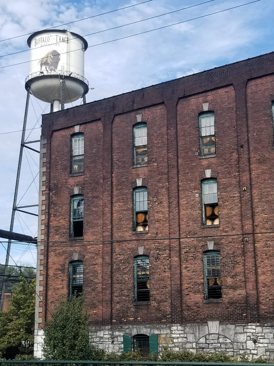 Buffalo Trace's Single Estate Farm Continues Expansion