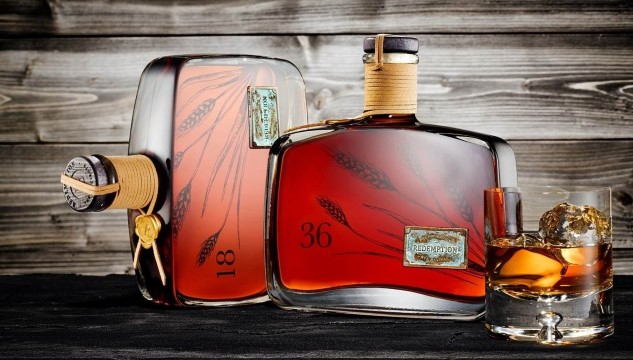 Redemption Whiskey's 36-Year-Old Bourbon