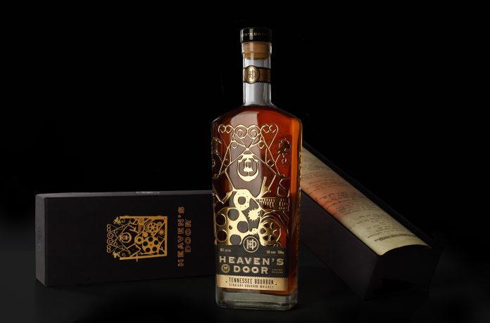 Bob Dylan's Heaven's Door Releases 10-Year Tennessee Straight Bourbon
