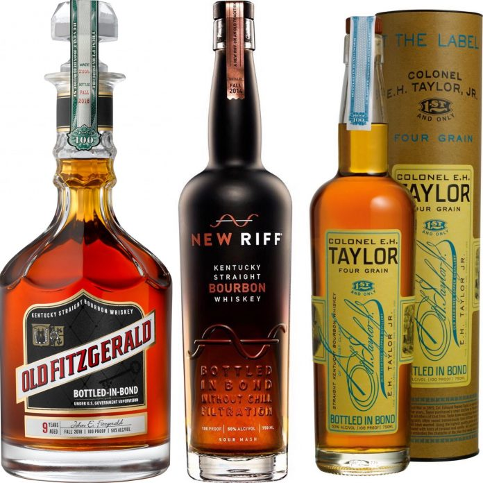 7 Bottled-in-Bond Whiskeys You Must Try in 2019