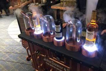 Dewar's Whisky Vaporizer