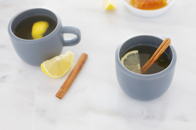 Bourbon and Honey Hot Toddy | BourbonAndHoney.com