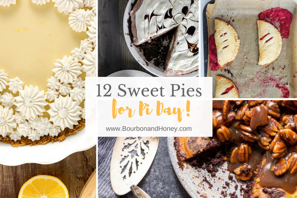 12 Deliciously Sweet Pies for Pi Day