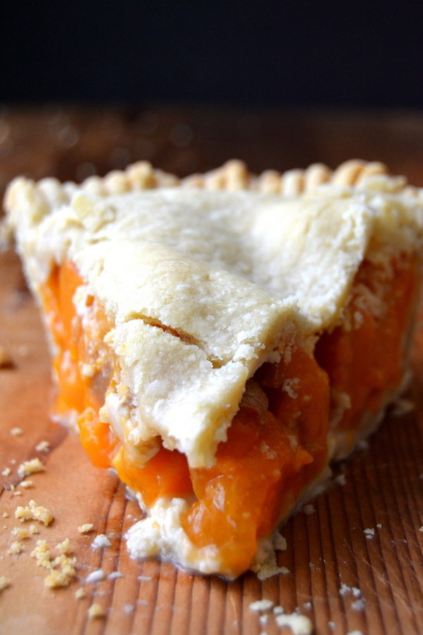 Apricot PIe | The View from Great Island