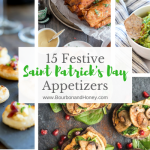 8 Festive Saint Patrick's Day Appetizers | BourbonandHoney.com