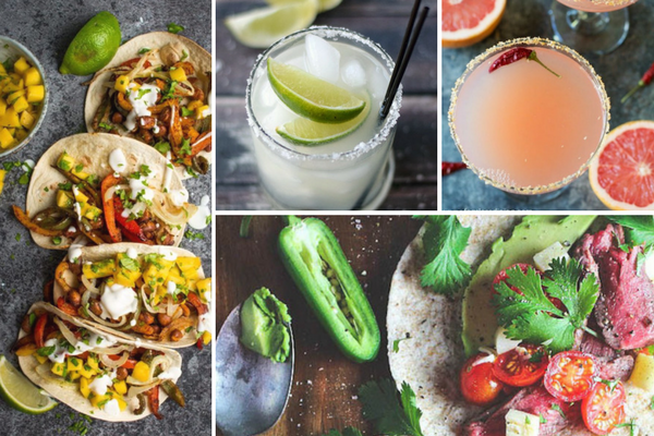 Image result for tacos and margaritas
