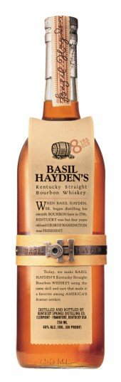 Basil Hayden's Bourbon photo
