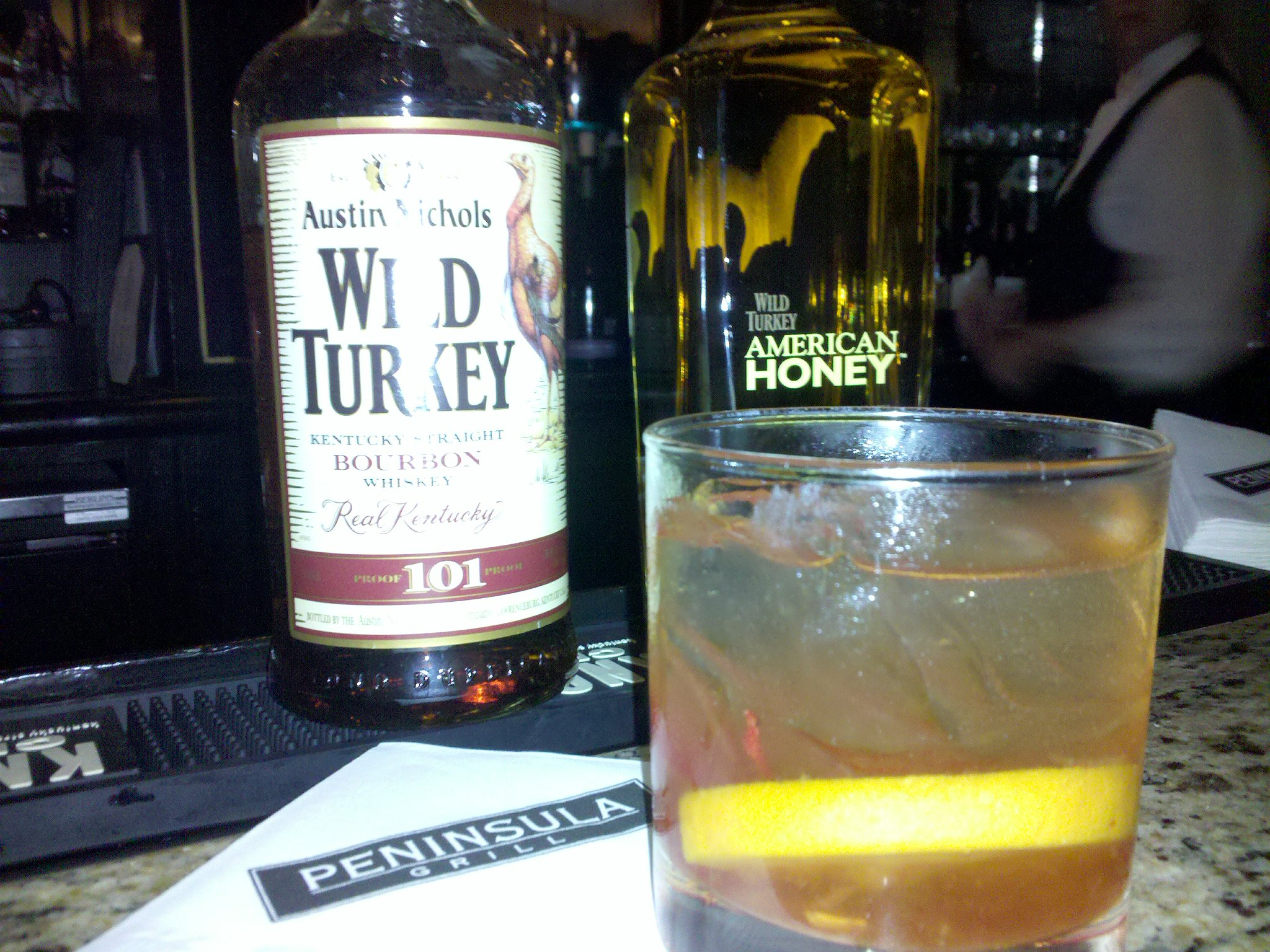 Wild Turkey American Honey Recipes And Bourbon Cocktails