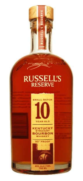 Russell's Reserve 10 Year old Bourbon by Wild Turkey. Wild Turkey. Wild Turkey Bourbon