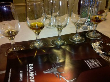 The Dalmore Tasting