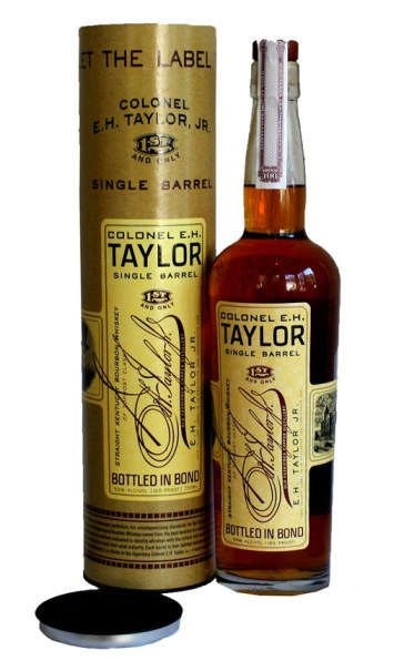 Colonel E H Taylor Jr Single Barrel Bourbon Review