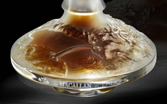 Macallan Lalique