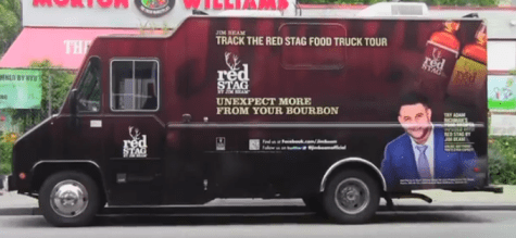 Red Stag Truck