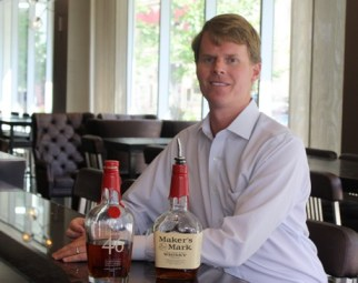 Rob Samuels. Chief Operating Officer of Makers Mark Bourbon Distillery and Ambassador-in-Chief