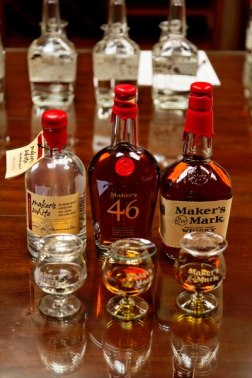 Maker's Mark Bourbon Collection: Maker's Mark Bourbon, Maker's 46 and Maker's White