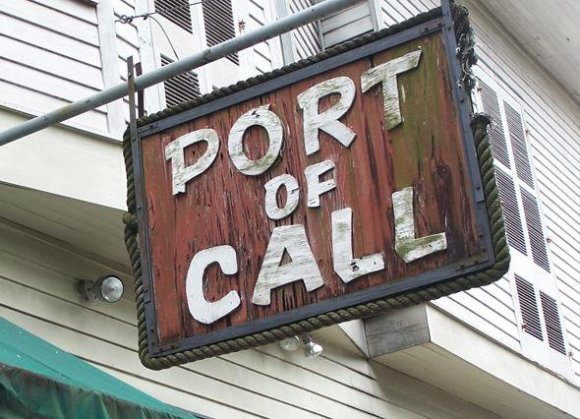 Port of Call, New Orleans