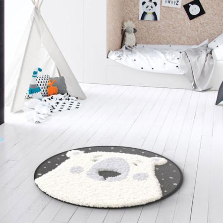 destockage tapis rond chambre d enfants