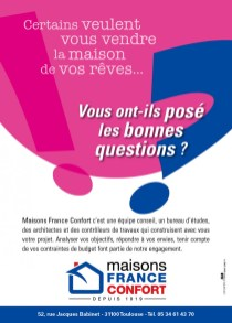 Campagne presse - Pleine page 2011