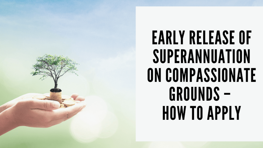 early release of superannuation