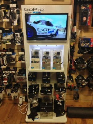 GoPro Hero 3 Cameras and Accessories