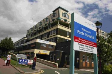 Image result for poole hospital