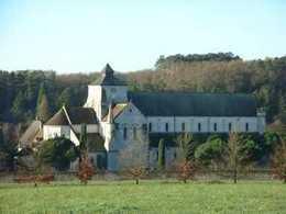 L'Abbaye Notre Dame de Fontgombault