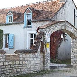 Restaurant aux Marais (153kms)