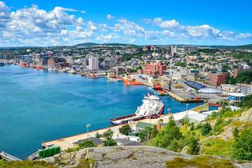 Bourse pour étudier au Canada à Terre-Neuve-et-Labrador