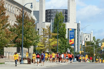 Partir étudier au Canada à L'Université Queen's