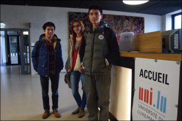 Visa étudiant pour étudier au Luxembourg