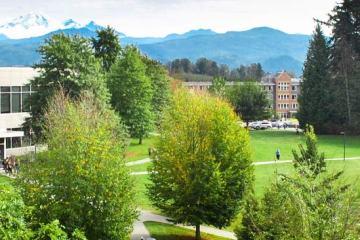 Bourses et formation à l'Université de la Vallée de Fraser au Canada