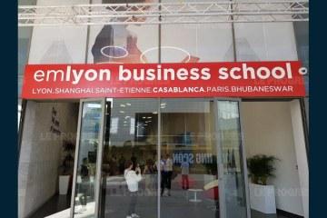 """Bourses """"Master européen en management"""" de EM LYON"""
