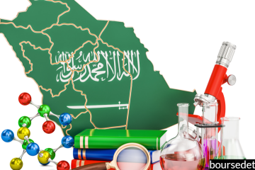 Bouses d'études KAUST 2022