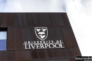 bourses d'études de l'université de Liverpool