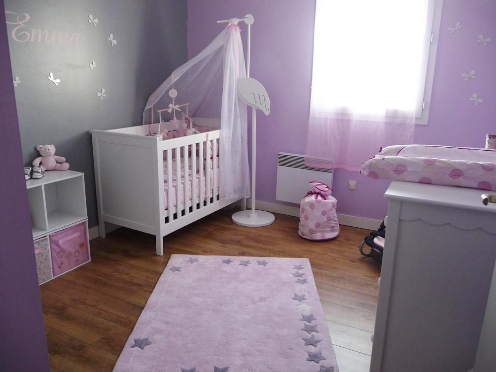 deco chambre bebe theme fee