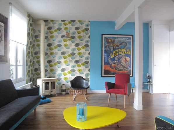Deco Chambre Annee 60