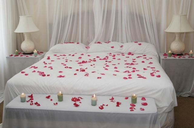 Decoration Lit Saint Valentin Visuel 6